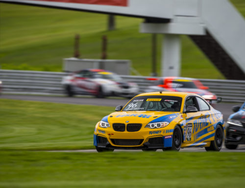 TURNER BMW OF CAMERON CAPTURES WIN AT LIME ROCK PARK